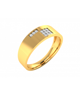 TOM RUTHER  MENS RING