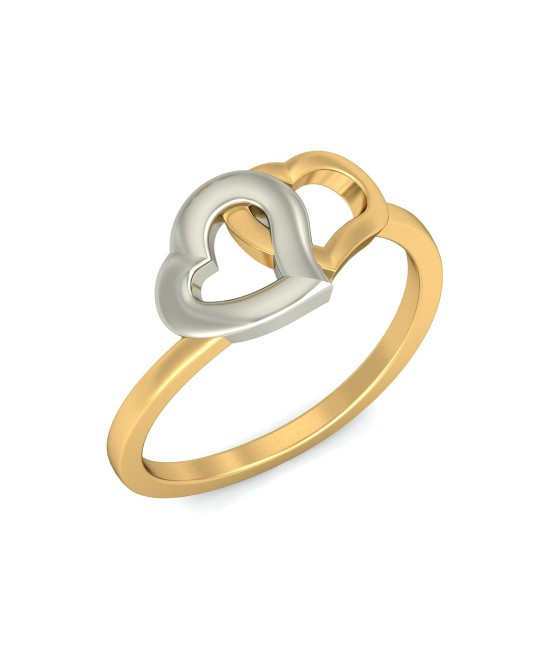 The Valentine Heart Ring