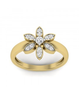 The Lilly Honey Ring