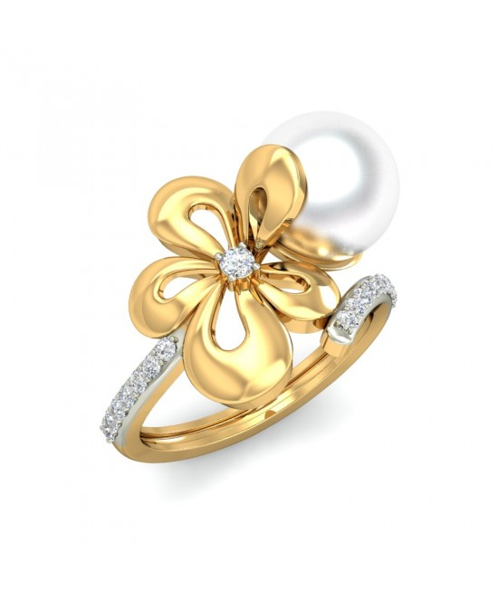 Catherine Pearl Ring